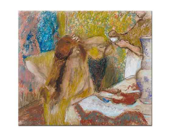 Edgar Degas Saç Bakımı