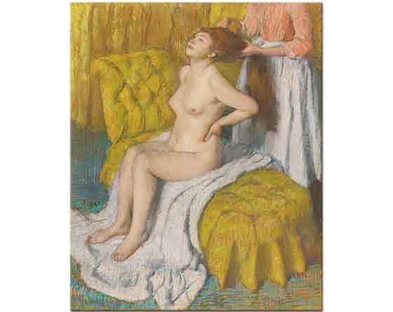Edgar Degas Vücut Bakımı