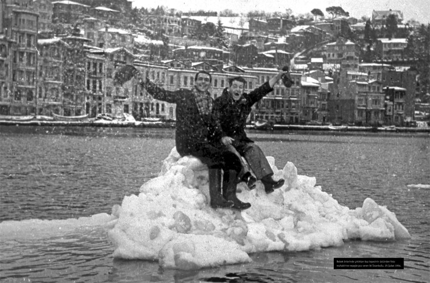 4 Şubat 1929, Feneryolu, Foto: Fahri (SEYREK)