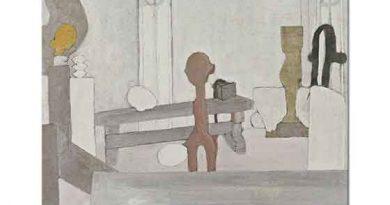 Constantin Brancusi Stüdyoya Bakış