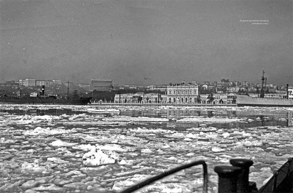 Istanbul Kış Günlüğü Sergisi