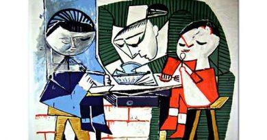 Pablo Picasso Eğitim
