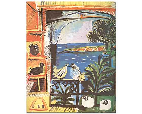 Pablo Picasso Güvercinler
