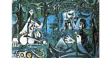Pablo Picasso Kahvaltı II