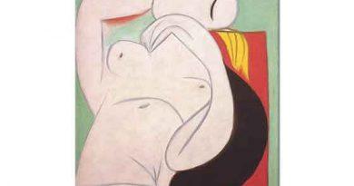 Pablo Picasso Nü
