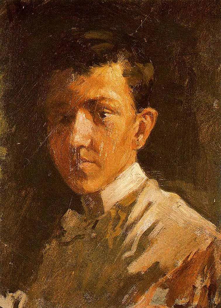Pablo Picasso Otoportre