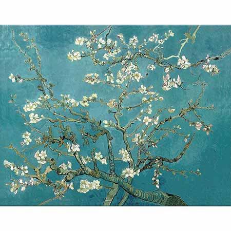 Vincent van Gogh Badem Çiçekleri