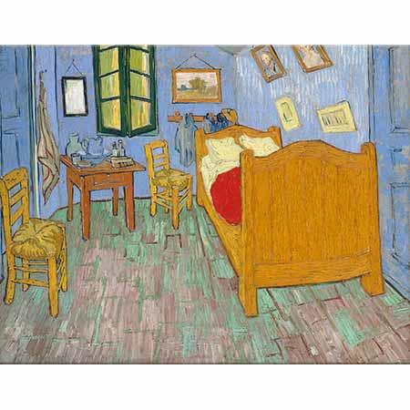 Vincent van Gogh Yatak Odası