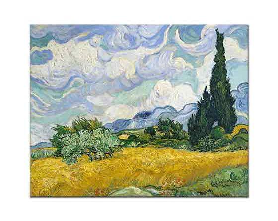Vincent Willem van Gogh Selvili Çayır
