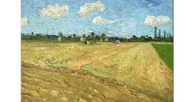 Vincent Willem van Gogh Sürülmüş Tarlalar