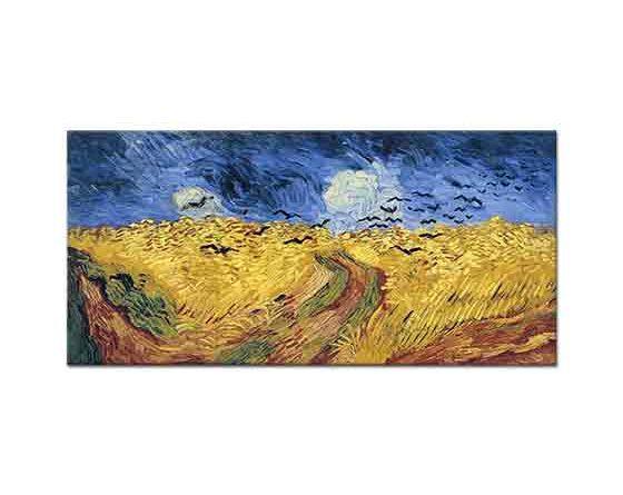 Vincent Willem van Gogh Tarlada Kargalar