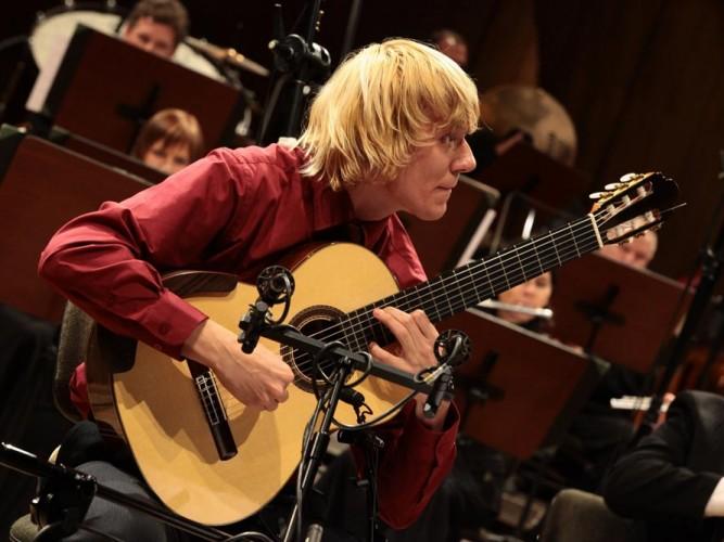 Gitarın Ustaları Marek Pasieczny ve Jean Baptiste Hardy