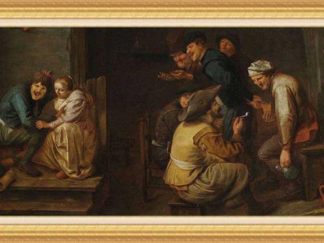 Adriaen Brouwer hayatı ve eserleri