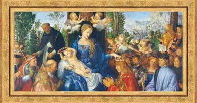 Albrecht Dürer, hayatı ve eserleri