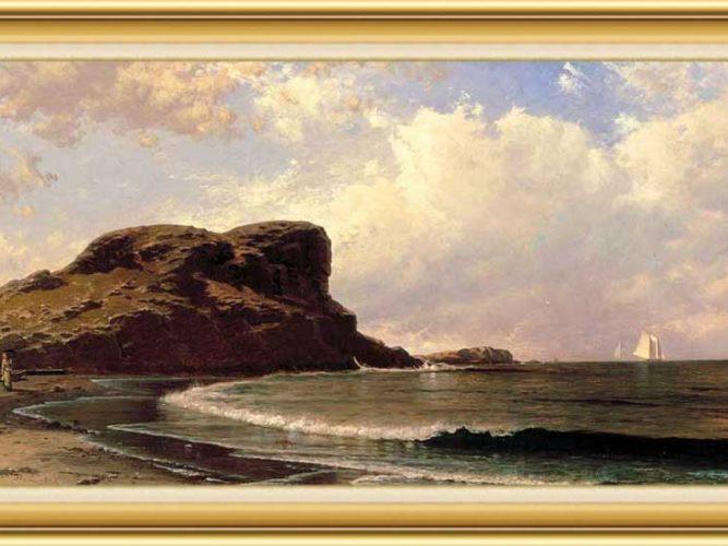 Alfred Thompson Bricher hayatı ve eserleri