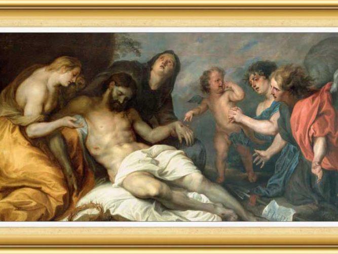 Anthony van Dyck hayatı ve eserleri