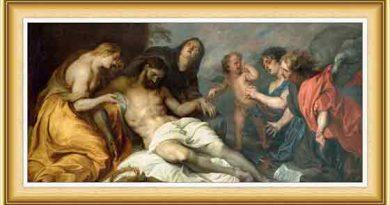 Anthony van Dyck, hayatı ve eserleri