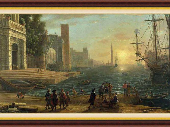Bartholomeus Breenbergh hayatı ve eserleri