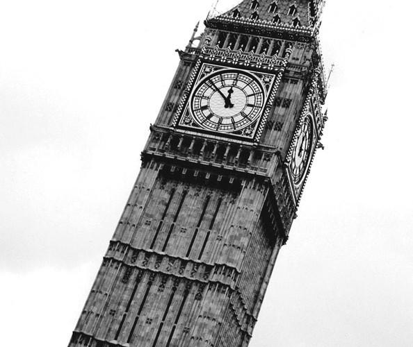 Big Ben Saat Kulesi