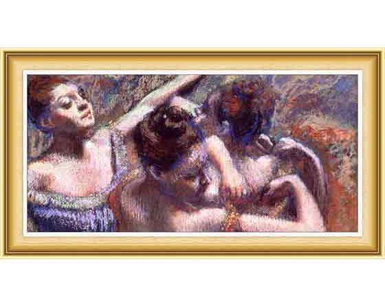 Edgar Degas hayatı ve eserleri
