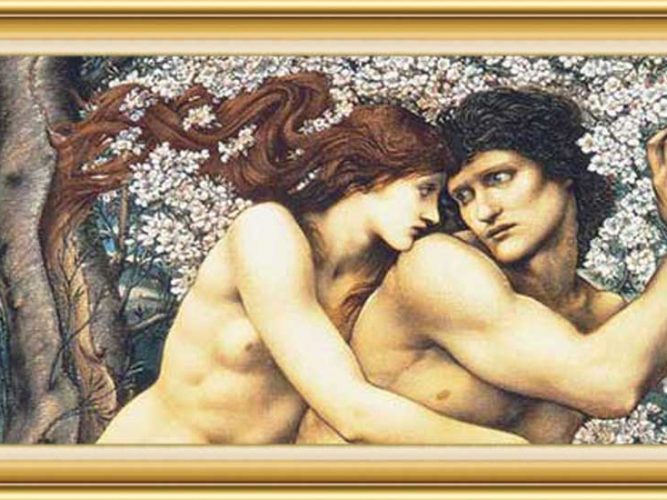 Edward Burne Jones hayatı ve eserleri