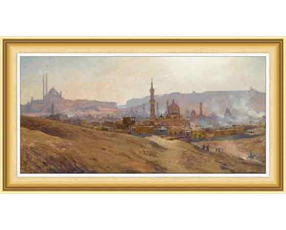 Etienne Dinet hayatı ve eserleri