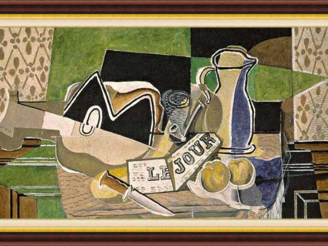 Georges Braque hayatı ve eserleri