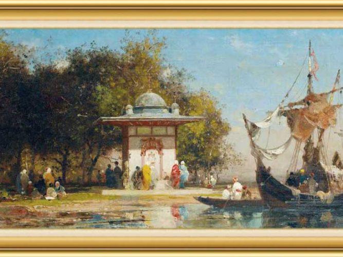 Germain Fabius Brest hayatı ve eserleri