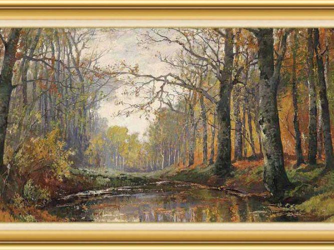 Hans Andersen Brendekilde hayatı ve eserleri