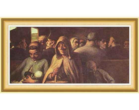 Honore Daumier hayatı ve eserleri