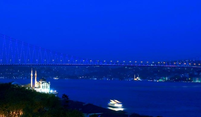 Osman Karamehmetoğlu Boğaz Köprüsü