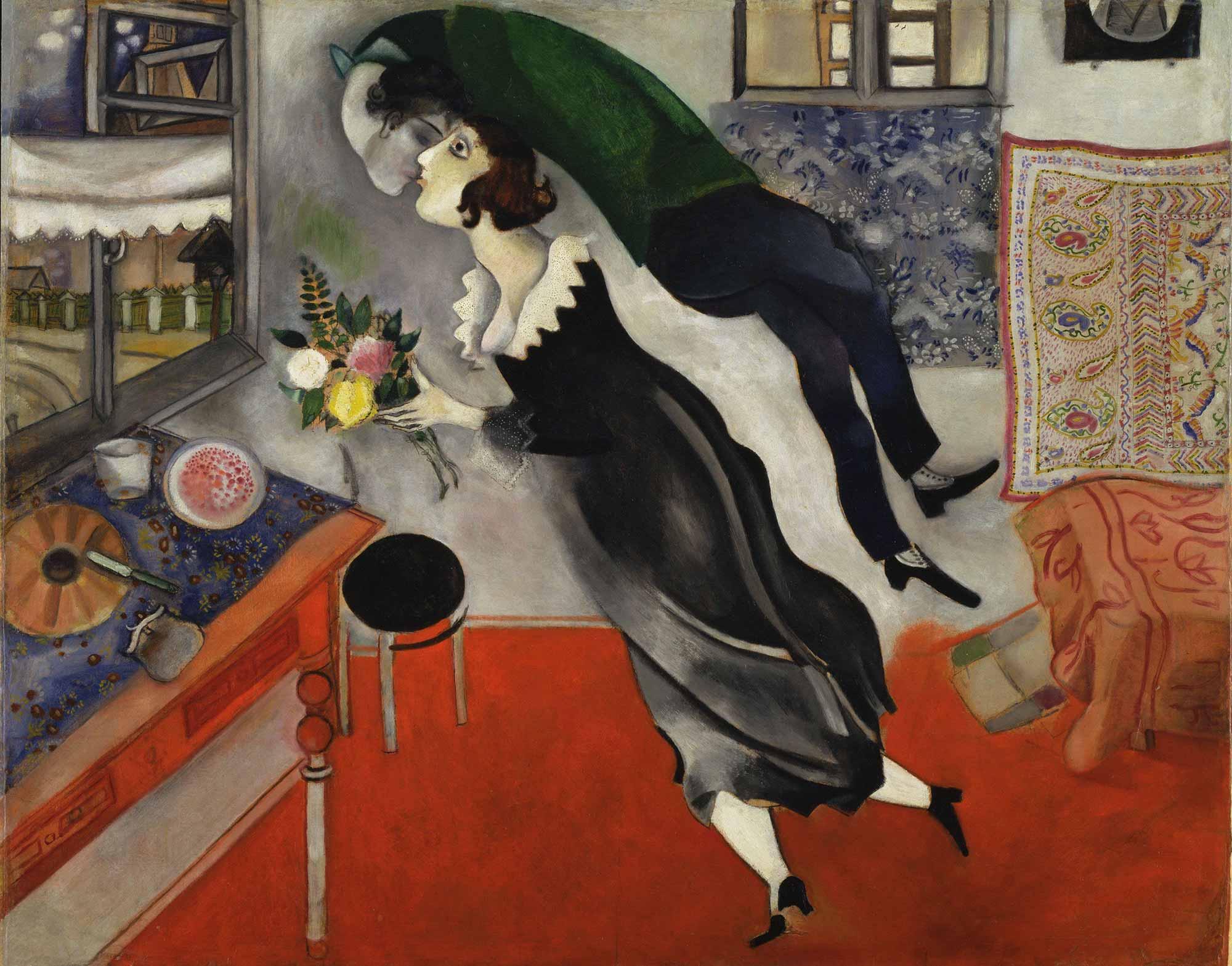 Marc Chagall Doğumgünü