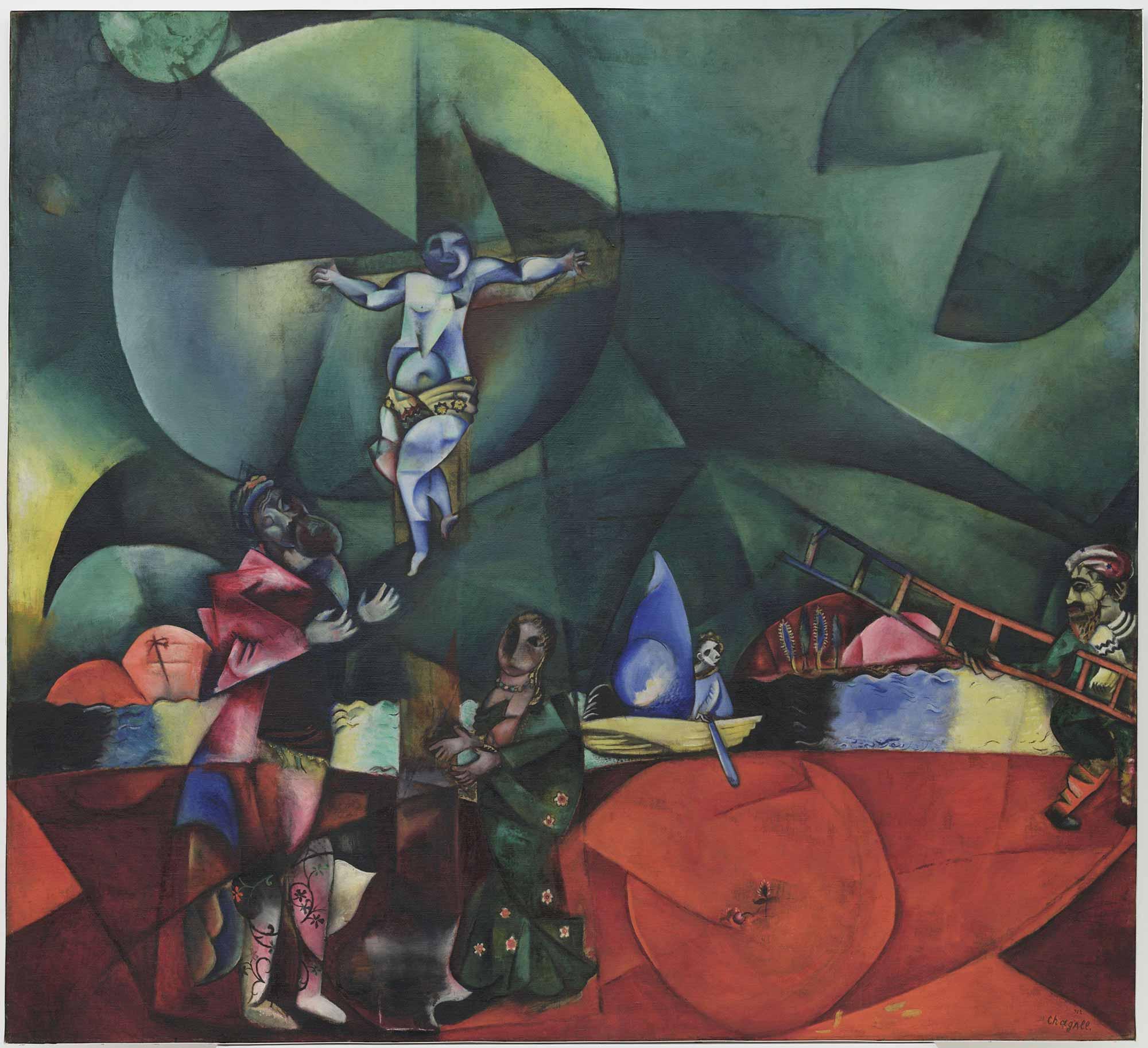 Marc Chagall Eziyet