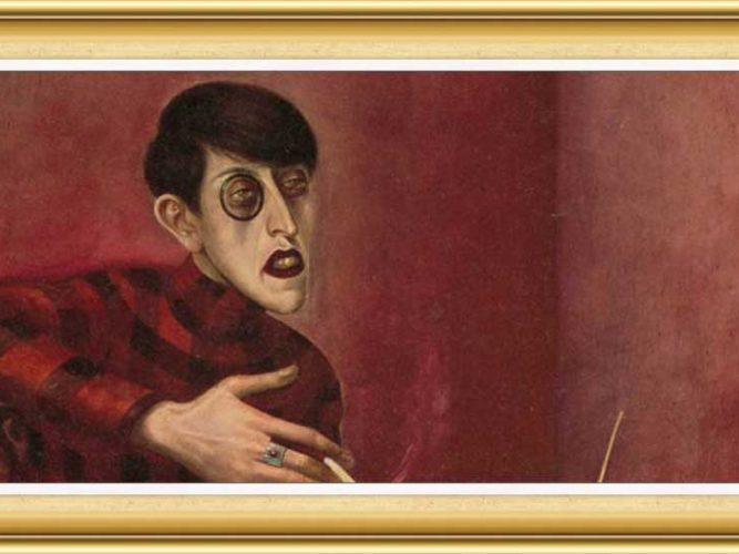 Otto Dix hayatı ve eserleri