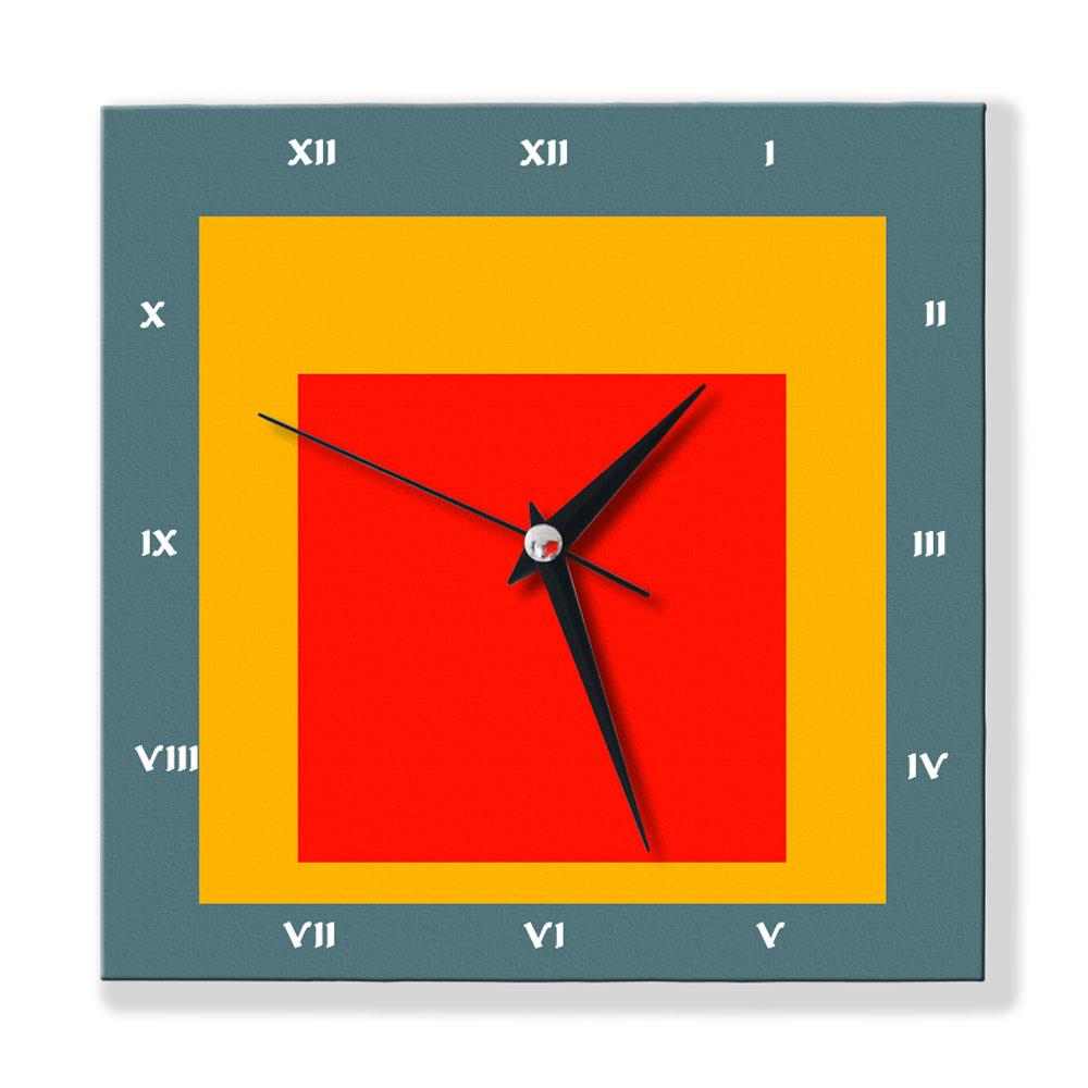 Kontrast Özel Tasarım Duvar Saati