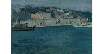 Şefik Bursalı Boğaz'da Tekneler
