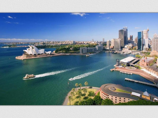 Sidney Panoraması