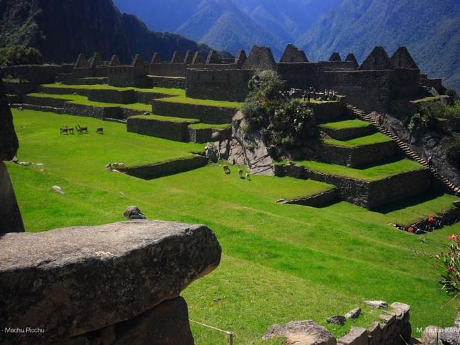 Tayfun Karabağ Machu Picchu Peru