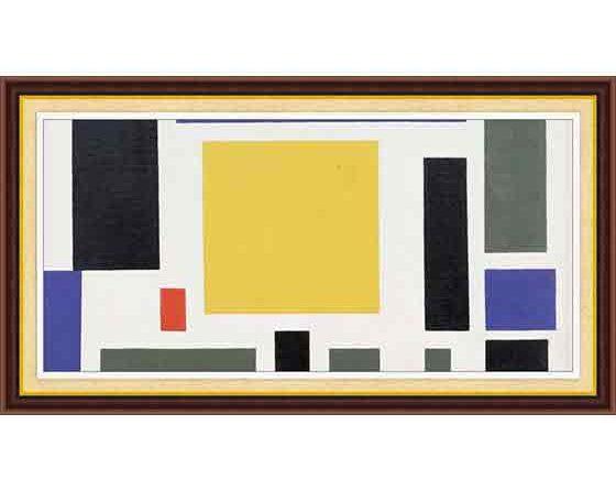 Theo van Doesburg hayatı ve eserleri