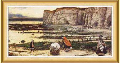 William Dyce, hayatı ve eserleri