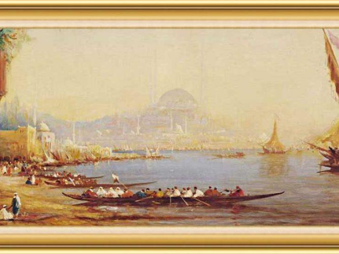 Alfred August Felix Bachmann hayatı ve eserleri