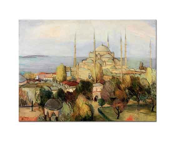 Cevat Dereli Sultanahmet Camii