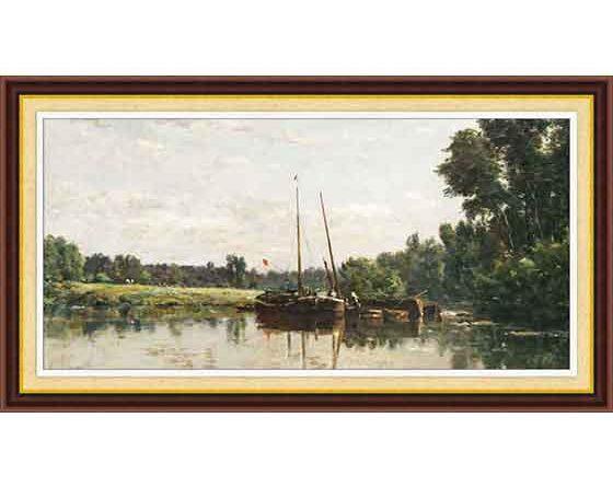 Charles François Daubigny hayat ve eserleri