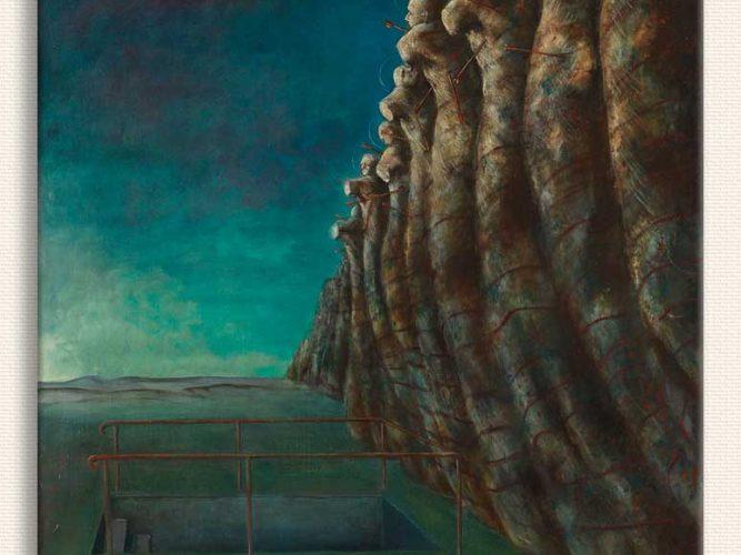 Edgar Ende Duvar tablosu