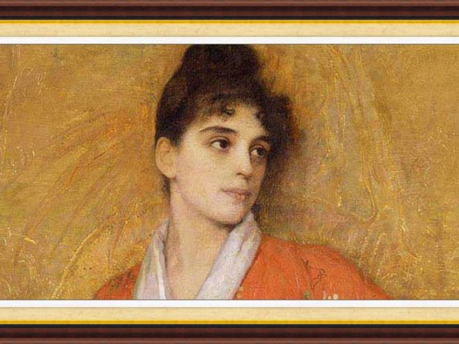 Gustave Claude Etienne Courtois hayatı ve eserleri