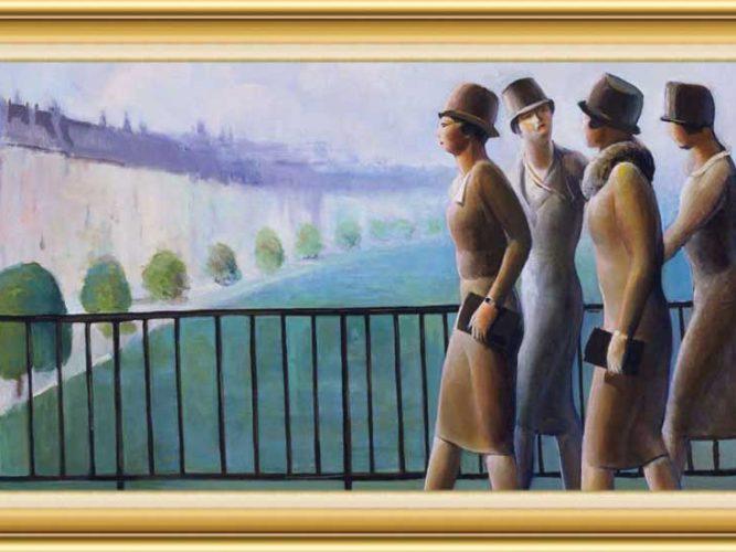 Guy Pene du Bois hayatı ve eserleri