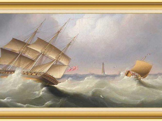 James Edward Buttersworth hayatı eserleri