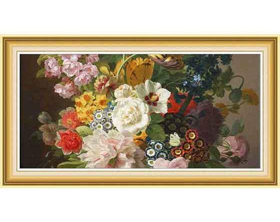 Jan Frans van Dael hayatı ve eserleri