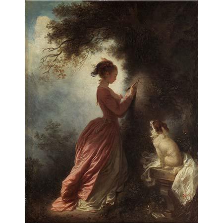 Jean Honore Fragonard Hatıra