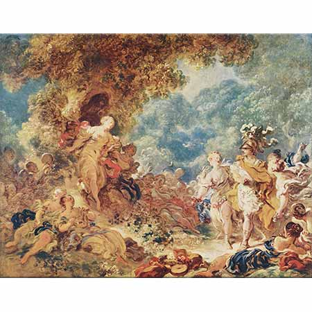 Jean Honore Fragonard Zafer